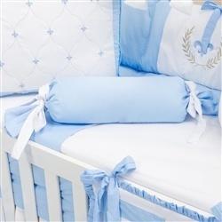 Almofada Apoio Bala Provençal Azul