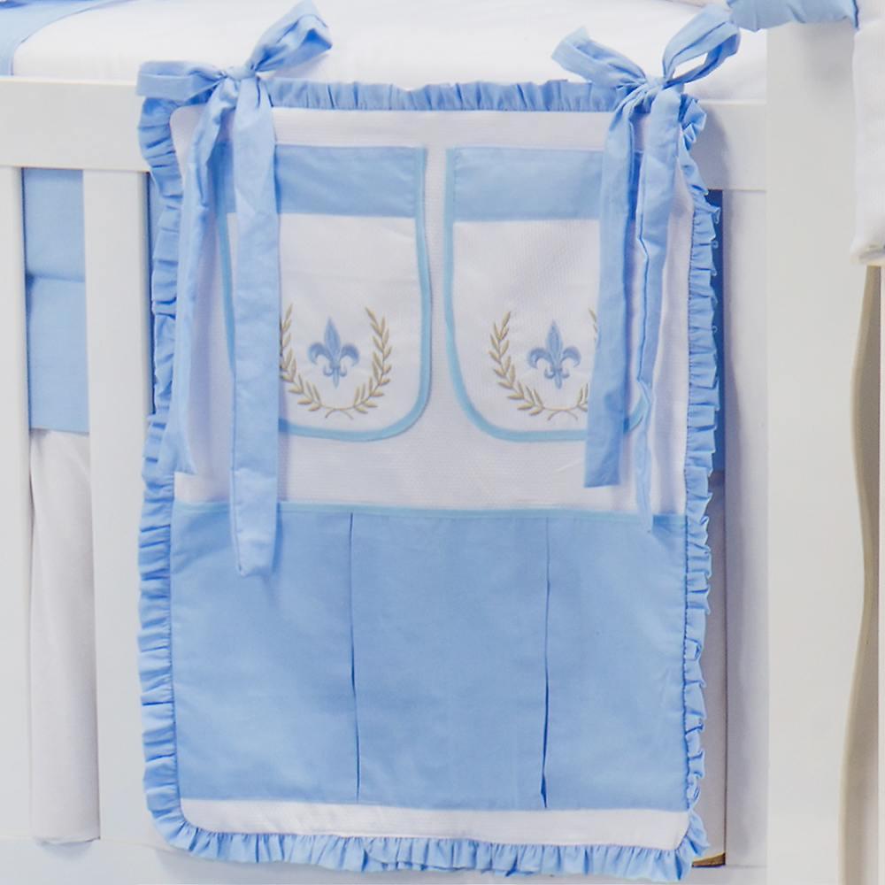 Porta Treco Provençal Azul