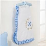 Manta Provençal Azul