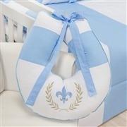 Quarto para Bebê sem Cama Babá Provençal Azul