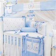 Quarto para Bebê Provençal Azul