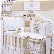 Quarto para Bebê Provençal Bege