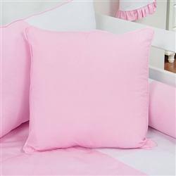 Almofada Estampada Provençal Rosa