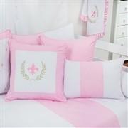 Almofadas Decorativas Provençal Rosa