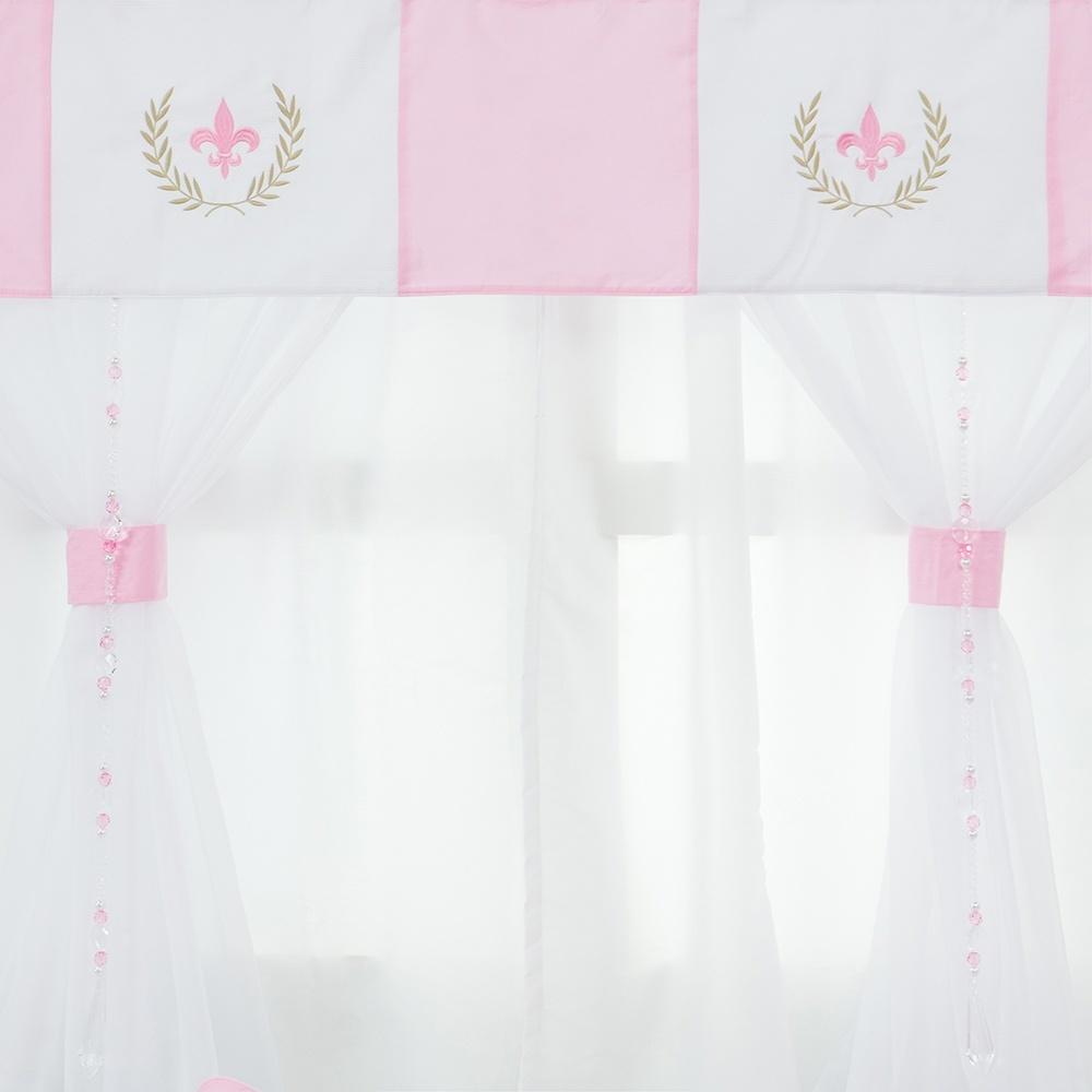 Pêndulos Provençal Rosa