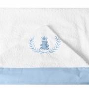 Toalha com Capuz Realeza Azul