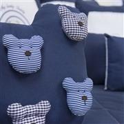 Almofada Urso Teddy Marinho