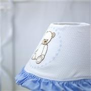 Abajur Teddy Azul