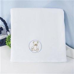 Cobertor Teddy Marinho