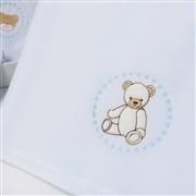 Cobertor Teddy Azul