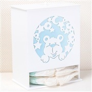 Kit Higiene Urso dos Sonhos Azul