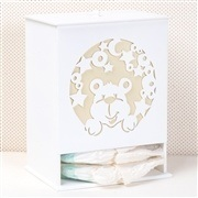 Kit Higiene Urso dos Sonhos Cáqui