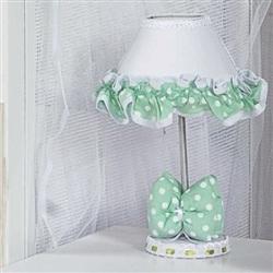 Abajur Elegance Verde
