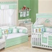 Quarto para Bebê Elegance Verde