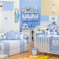 Quarto para Bebê sem Cama Babá Baby Zoo
