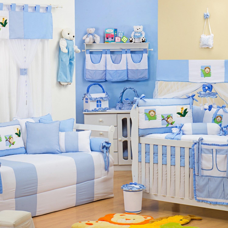 Quarto para Bebê Baby Zoo