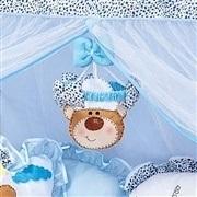 Quarto para Bebê Urso Náutico