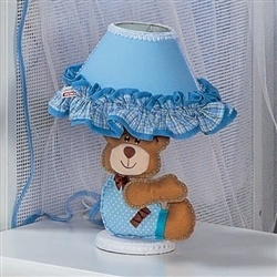 Abajur Ursinhos Baby