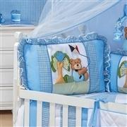 Quarto para Bebê sem Cama Babá Ursinhos Baby