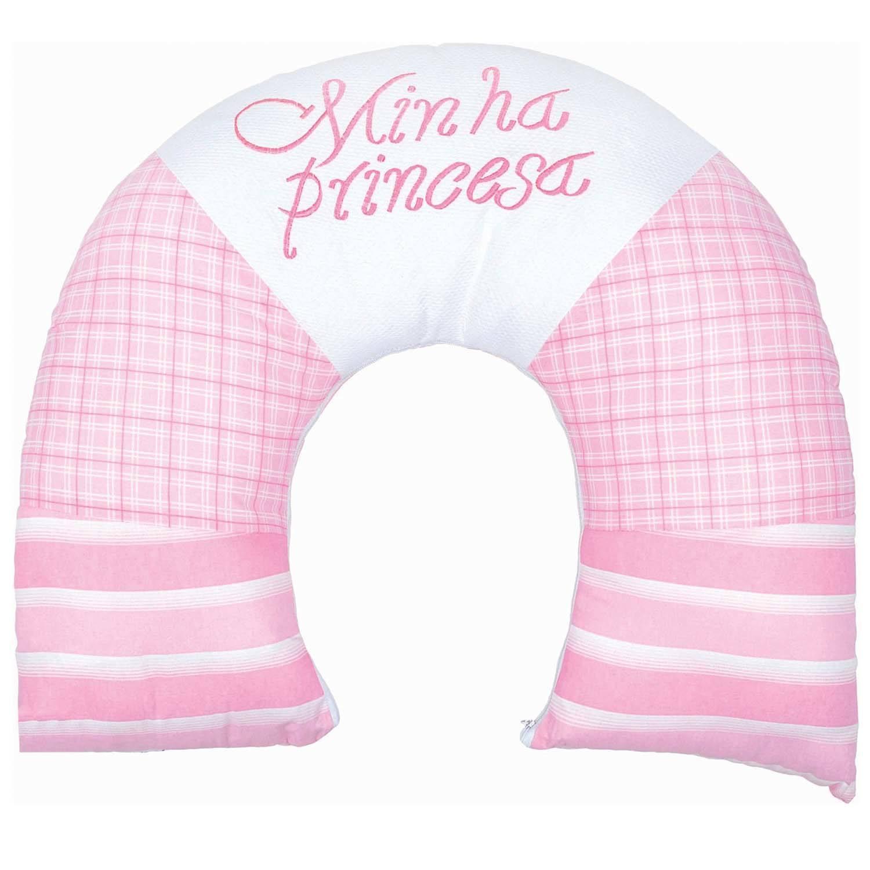 Almofada para Amamentação Princesa