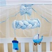 Móbile Meu Bebê Azul