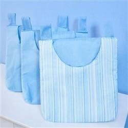 Porta Fraldas Varão Meu Bebê Azul