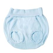 Tapa Fraldas Azul 9 a 12 Meses