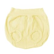Tapa Fraldas Amarelo Recém-Nascido a 3 Meses