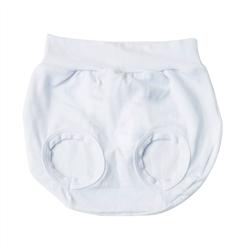 Tapa Fraldas Branco 12 a 15 Meses