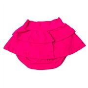 Short Saia Pink 9 a 12 Meses