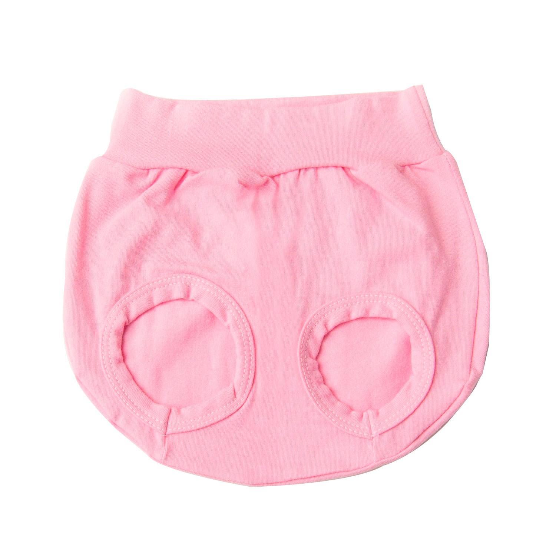 Tapa Fraldas Rosa Recém-Nascido a 3 Meses