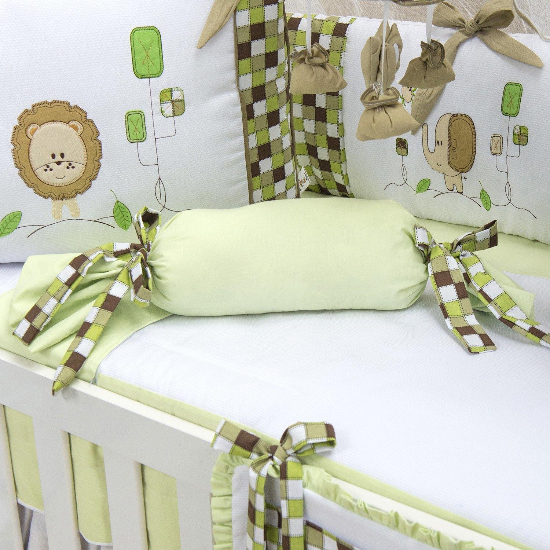 Almofada Apoio Bala Baby Selva