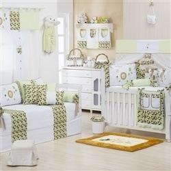 Quarto para Bebê Baby Selva
