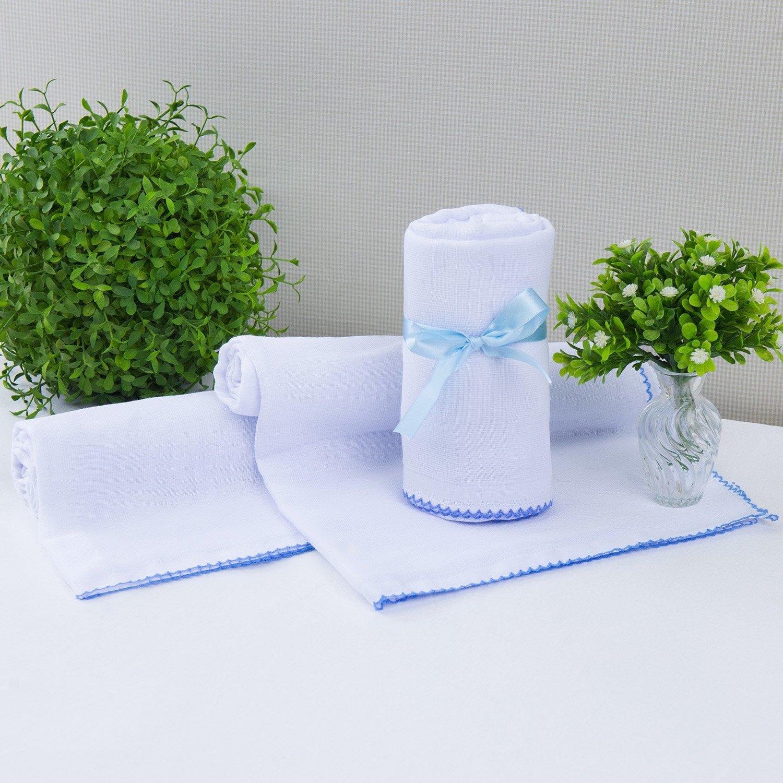 Toalha para Banho Humanizado Azul