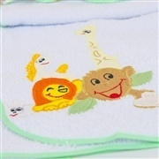 Toalha de Banho Zoológico
