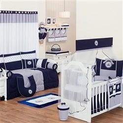 Quarto para Bebê Coroa Marinho