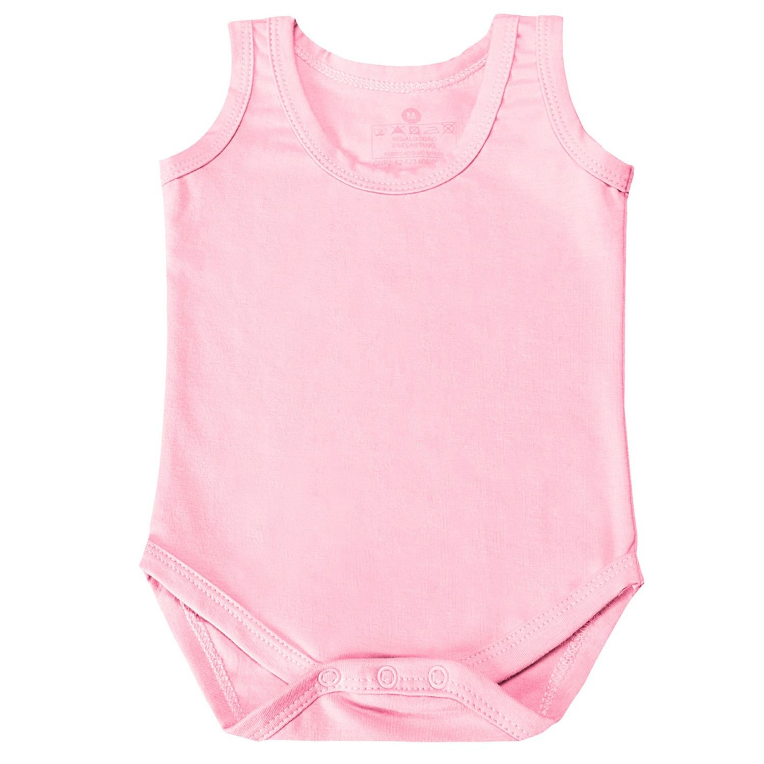 Body Regata Rosa 12 a 15 meses