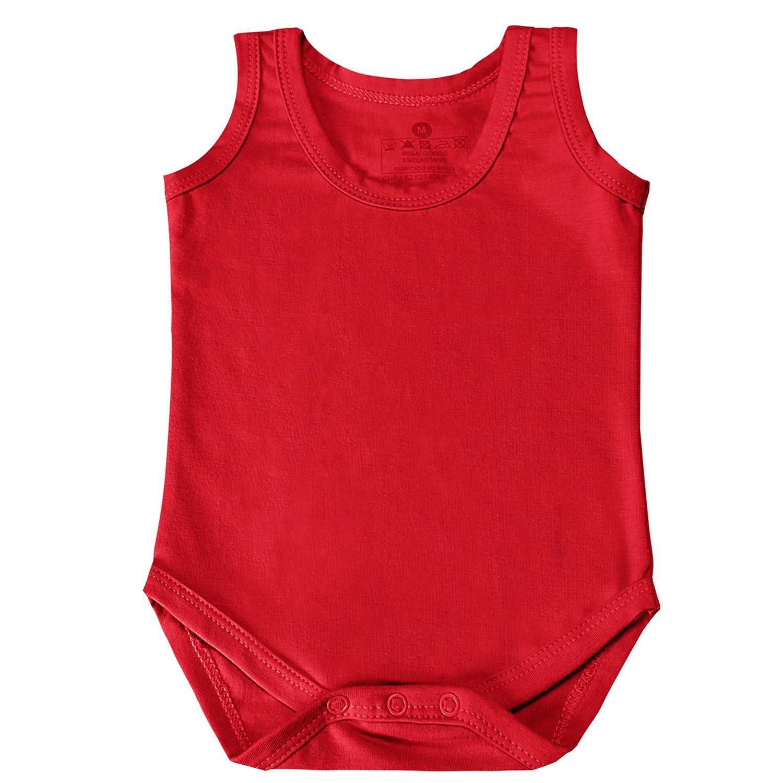 Body Regata Vermelho 12 a 15 meses