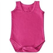 Body Regata Pink Recém-Nascido a 3 Meses