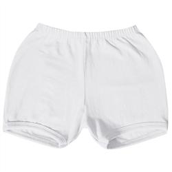 Shorts Branco 12 a 15 Meses