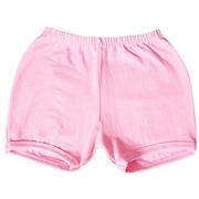 Shorts Rosa Recém-Nascido a 3 Meses