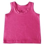 Camiseta Regata Pink 6 a 9 Meses
