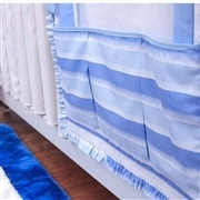 Porta Treco Veleiro Azul Claro