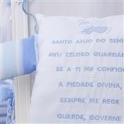 Naninha Veleiro Azul Claro