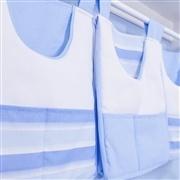 Prateleira Completa Veleiro Azul Claro