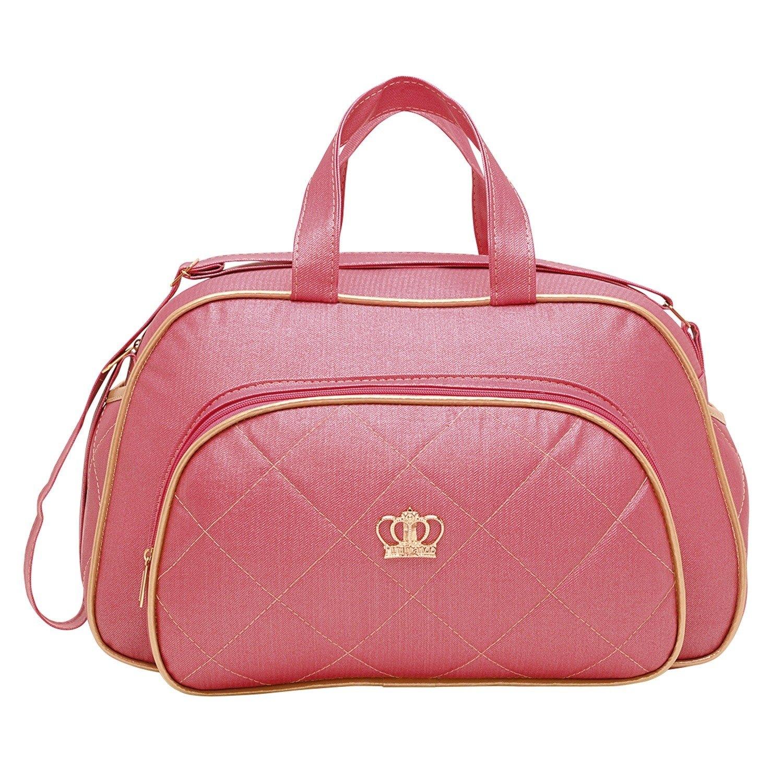 Bolsa G Maternidade Colors Pink