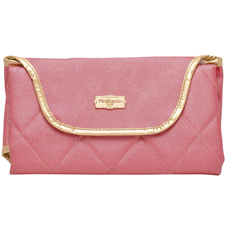 Trocador Portátil Maternidade Colors Pink
