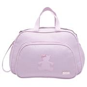 Conjunto de Bolsas Maternidade Fofura Rosa