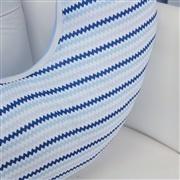 Almofada para Amamentação Retrô Azul
