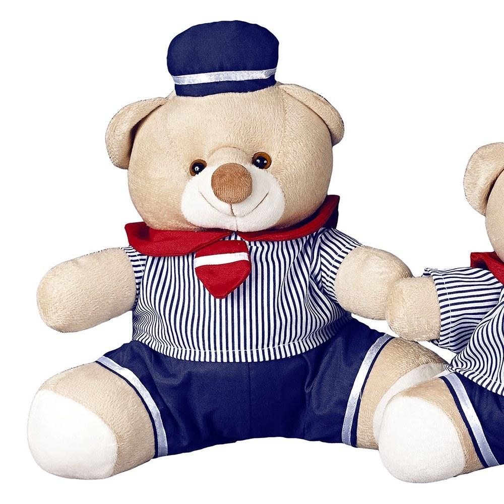 Enfeite Urso G Marinheiro